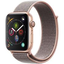 Apple Watch S4 MU6G2LL/A GPS 44MM Pink Sand Sports Loop