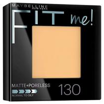 Po Compacto Maybelline Fit Me! Matte Poreless - Cor 130 Buff Beige