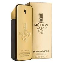 Perfume Paco Rabanne 1 Million Eau de Toilette Masculino 100 ML