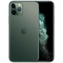 "Apple iPhone 11 Pro A2160 512GB Super Retina Oled 5.8"" Tripla 12MP/12MP Ios Midnight Green"