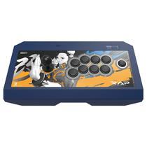 Controle Hori Real Arcade Pro V Street Fighter Chun-Li Edition para Nintendo Switch - Azul (NSW-201U)