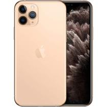 "Apple iPhone 11 Pro 64GB 5.8"" A2215 MWC52BZ/A Gold - Anatel Garantia 1 Ano No Brasil"