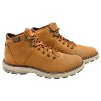 Bota Caterpillar Factor P722928 Masculina No 7.5 - Sudan Brown