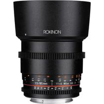 Lente Rokinon Sony 85MM T1.5 Cine DS