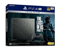 Console Sony Playstation 4 Pro 1TB com The Last Of US II - Preto (CUHJ-10034)