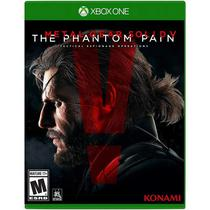 Jogo Metal Gear Solid V The Phatom Pain - Xbox One