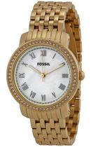 Relogio Feminino Fossil Stella Mini Mother Analogico ES3113