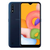 Smartphone Samsung Galaxy A01 SM-A015M DS 2/32GB 5.7&Quot; 13+2/5MP A10 - Azul