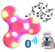 Spinners c/ Bluetooth e LED Cores Diversas