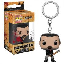 Chaveiro Funko Pop Keychain The WD.Negan