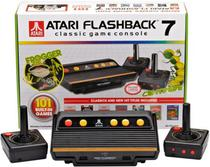 Classic Game Console Atari Flashback 7 Built-In 101 Games