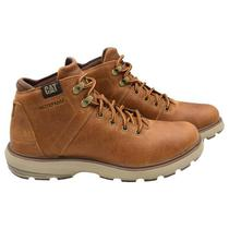 Bota Caterpillar Factor WP TX P722924 Masculina No 11 - Marrom