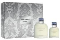 Kit Perfume Dolce & Gabbana Light Blue Edt 125ML + 40ML - Masculino