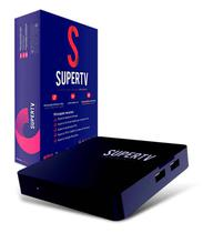 Receptor Super TV Blue X 4K 1GB/8GB