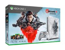 Console Xbox One X 1TB Gears 5 Limited Edition
