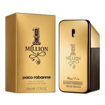 Perfume Paco Rabanne 1 Million Eau de Toilette Masculino 50 ML