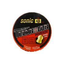 Chumbo Technogun Sonic Gold Penetracao 4.5MM (500 Unidades)