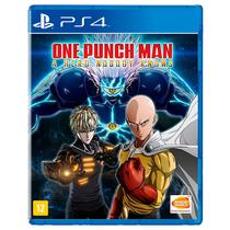 Jogo One Punch Man A Hero Nobody Knows PS4