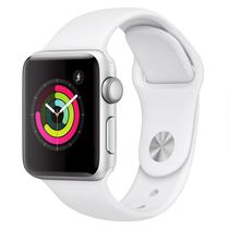 Apple Watch S3 MTF22LL/A 42MM - Silver Aluminium Case White Sport Band