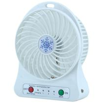 Ventilador Portatil Mini Fan MD-F01 - Microusb - Branco