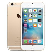 "Apple iPhone 6 16GB A1549 4.7"" 1GB Ram 4G Lte Dourado *R*"