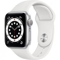 Apple Watch MG283LL/A Series 6 - 40MM - Prata