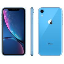 Apple iPhone XR 64GB LL/A2105 Tela Liquid Retina HD 6.1 Cam 12MP/7MP IOS12 - Azul