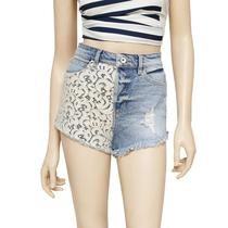 Shorts Guess Blue Wash 26
