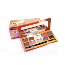 Sombra Miss Rose Palette Dare 10 Cores