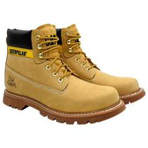 Bota Caterpillar Colorado PWC44100-940 Masculina No 11.5 - Bege
