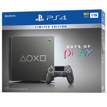Console Sony Playstation 4 1TB Modelo 2215B Days Of Play Edition
