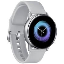 Smartwatch Samsung Galaxy Watch Active SM-R500 20 MM com Wi-Fi Bluetooth GPS - Prata