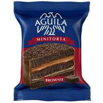 Alfajor Aguila Mini Torta Brownie 74G