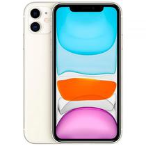 "Apple iPhone 11 A2111 128GB Liquid Retina de 6.1"" Dupla 12MP/12MP Ios - Branco"