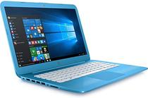 Notebook HP Stream 14-CB102CA CEL-N4000/ 4GB/ 64EMMC/ 14P/ W10 Azul Claro