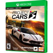 Jogo Project Cars 3 Xbox One