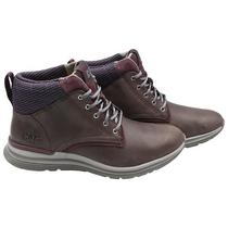 Bota Caterpillar Starstruck P310665 Feminina No 5 - Marrom/Bordo
