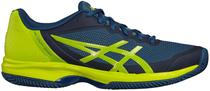 Tenis Asics Gel-Court Speed Clay - E801N-4589 - Masculino