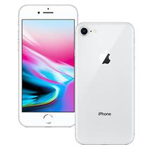 Smartphone Apple iPhone 8 64GB Tela 4,7 Chip A11 Cam 12 MPX/7 MPX Ios 11 (1905) -Prata