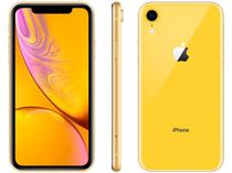 Apple iPhone XR 64GB LZ/A2105 Tela Liquid Retina HD 6.1 Cam 12MP/7MP IOS12 - Amarelo