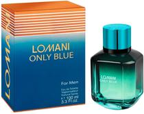 Perfume Lomani Only Blue Edt 100ML - Masculino