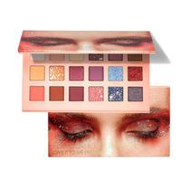 Pudaier Eyeshadow Fish Scale HD Palette (18 Tonalidade)
