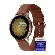 Relogio Samsung Galaxy Watch Active 2 44MM s SM-R820 Stainless Steel - Gold