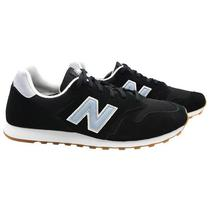 Tenis New Balance ML373KBG Masculino No 11.5 - Preto/Branco