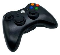 Game Controle Play Game Xbox 360 Wireless Preto