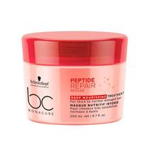 Schwarzkopf BC Bonacure Peptide Repair Rescue Deep Nourishing Mascara 200ML