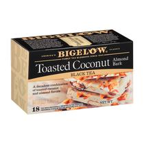 Te Bigelow Toast Coconut Almond 18 Bags