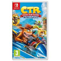 Jogo CTR Crash Team Racing Nitro Fueled - Nintendo Switch