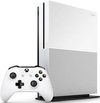 Console Microsoft Xbox One Slim 500GB - Branco