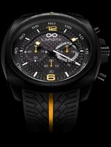 Lapizta Addax 48MM Black Case/Black